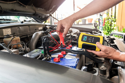 تعمیر خودرو در محل قزوین